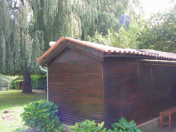 La cabane de l'Ecureuil