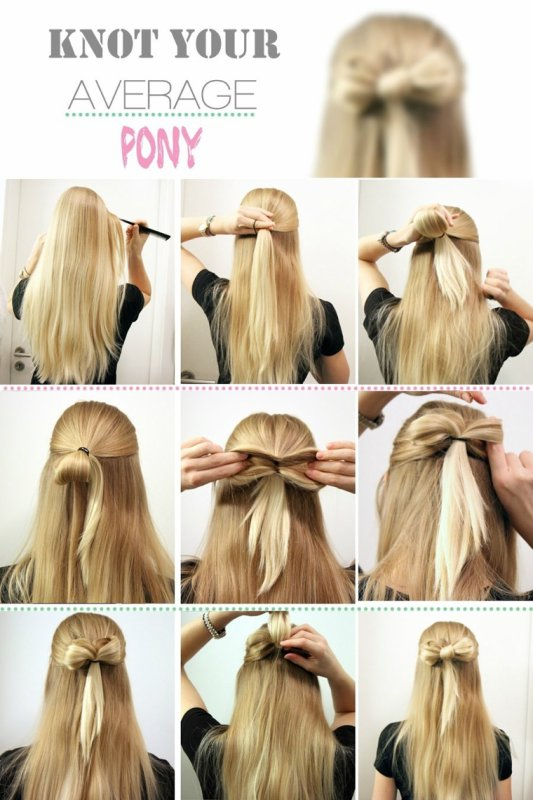 Tuto coiffure !