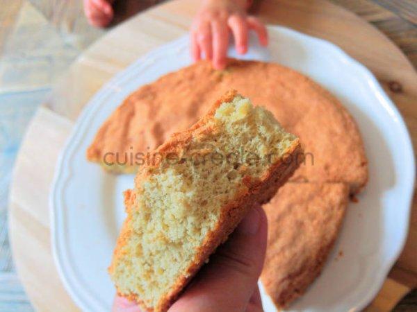 Gâteau fouetté