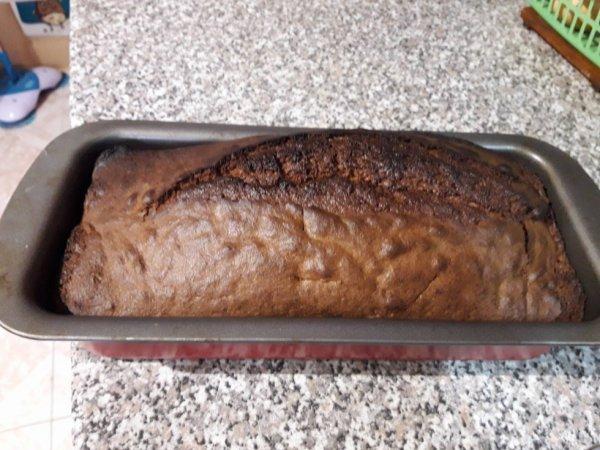 Le cake aux mirabelles