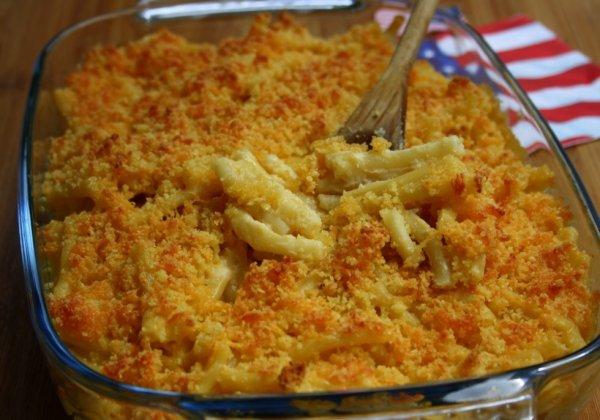 gratin de macaroni