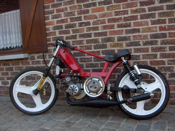Malossi MG2 RCX