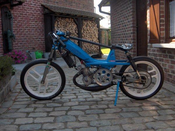 MBK 51 G2 POLINI W