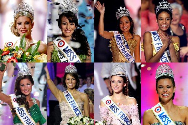 Quel est votre Miss France préférée ?