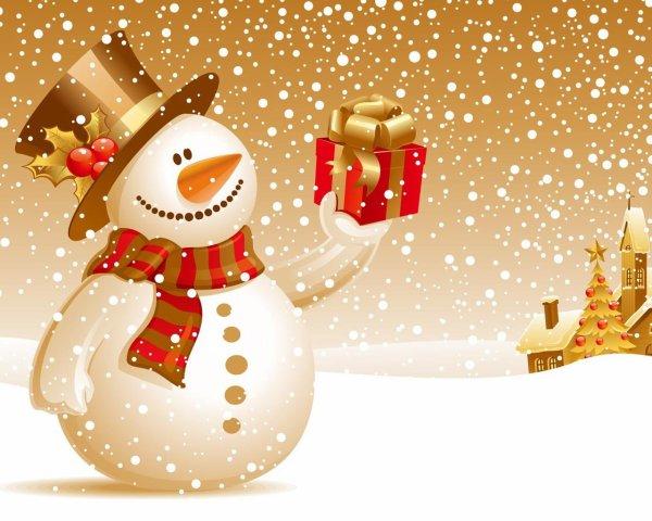 Que ce Noël soit le plus beau, vous apporte en cadeau la gaieté et la tendresse, la joie et l'allégresse. 🎄🎅