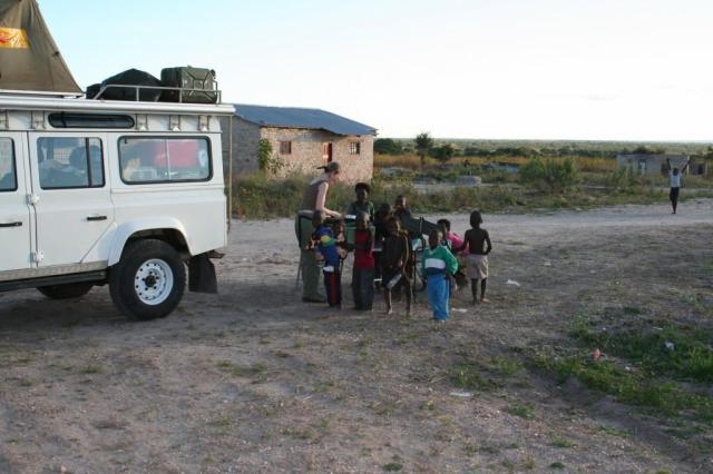 Voyage en Zambie 2006