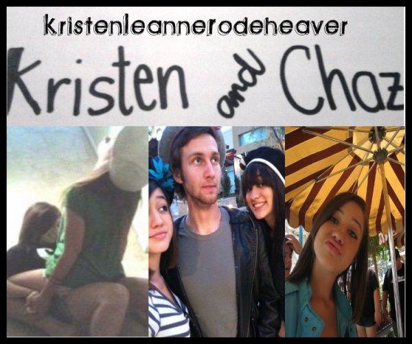 . . Photos personnelles de Kristen ! :) . .