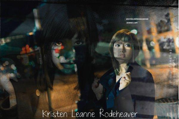 . . Des photos de Kristen, certaines un peu anciennes, mais en ce moment elle ne met plus de news alors :/. Donnez moi vos avis sur les photos ! ;) + un montage que j'ai fais de Kristen, dites moi ce que vous en pensez ;) ♥. .