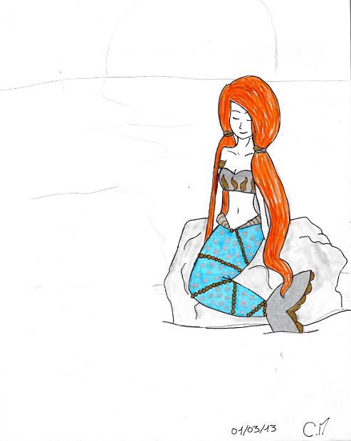 Une Sirene