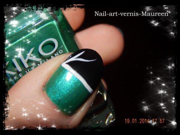 Nail art ! (Perso j'adore !)