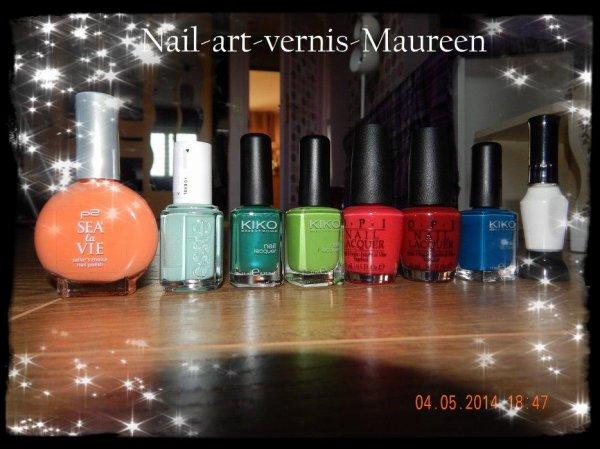 Nail art : Haut en couleurs !