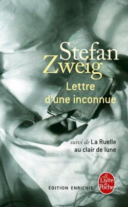 Stefan Zweig, Lettre d'une inconnue