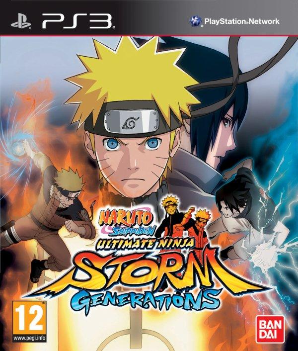 Naruto Shippuden Ultimate Ninja Storm Generations arrive bientôt !