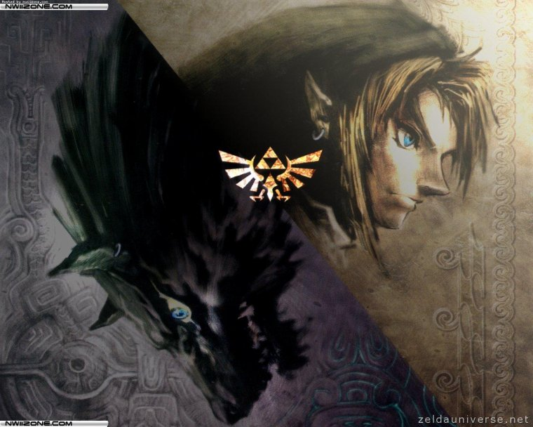 Jeu N°3:  THE LEGEND OF ZELDA: TWILIGHT PRINCESS -Nintendo WII-