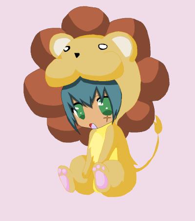Michiyo , un Lion ? o__o