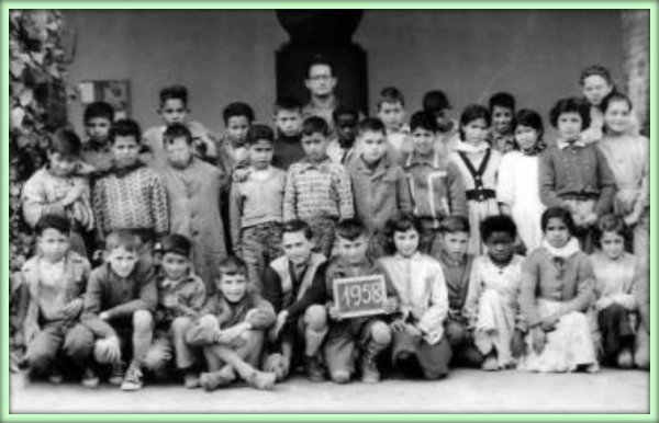 LAMTAR : Photo de classe 1958