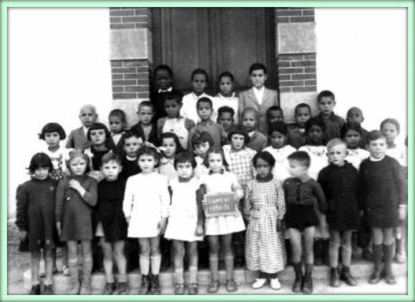 LAMTAR : Photo de classe 1950/1951