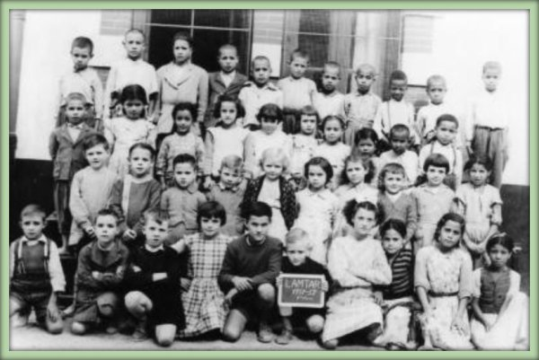 LAMTAR : Photo de classe 1951/1952