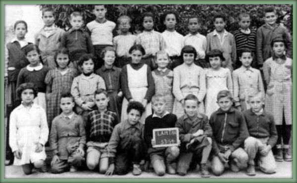 LAMTAR : Photo de classe 1953/1954