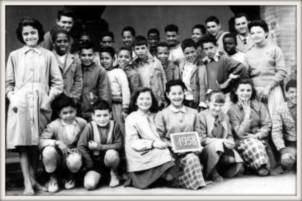 LAMTAR : Photo de classe 1958
