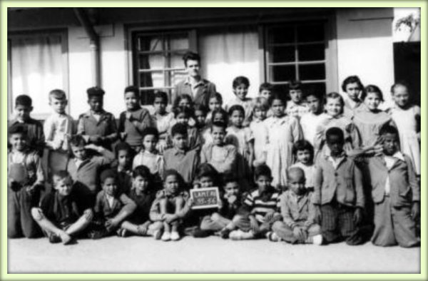 LAMTAR :Photo de classe 1955/1956