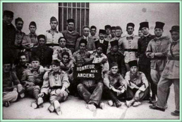 Au service militaire