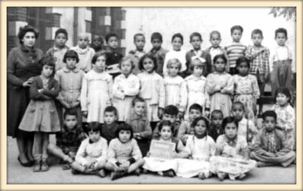 LAMTAR : Photo de classe 1953/1954