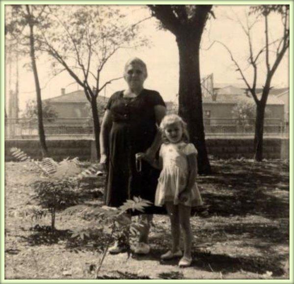 LAMTAR : Mme Augustine Lopez avec Marie-Pierre Arzelier