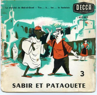 LAMTAR : SABIR et PATAOUETE N° 3