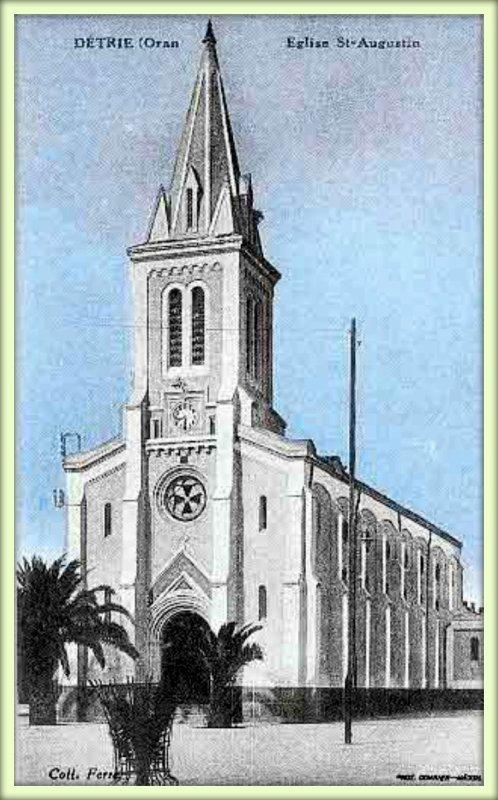 DÉTRIE devient commune par décret du 25 mars 1874 (Suite)
