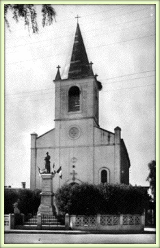 PARMENTIER : L'église