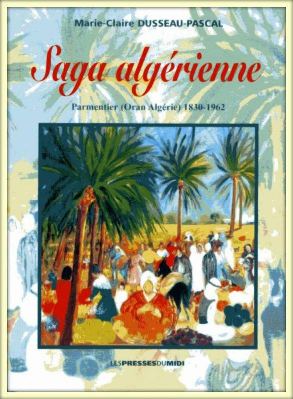 PARMENTIER : Livre de Marie Claire DUSSEAU-PASCAL