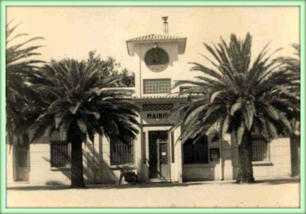 TABIA : La Mairie