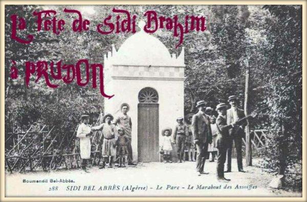 PRUDON : La Fête de Sidi Brahim