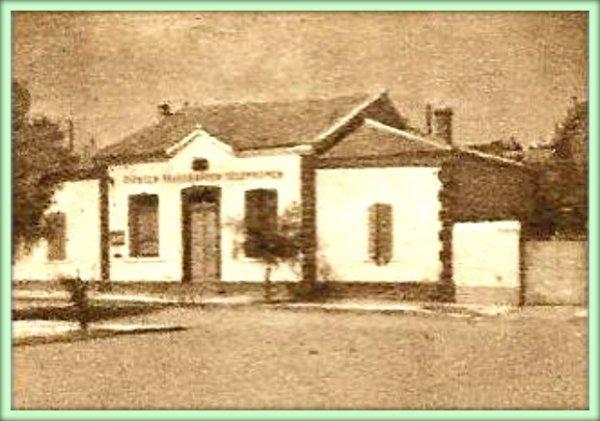 La Poste en 1983 et le témoignage d'un postier de BOUKHANÉFIS
