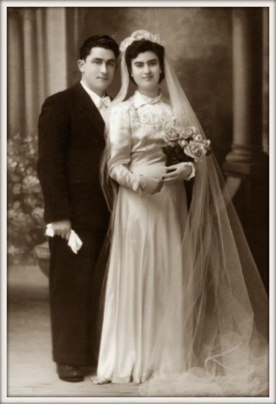 DESCARTES : Photo de mariage