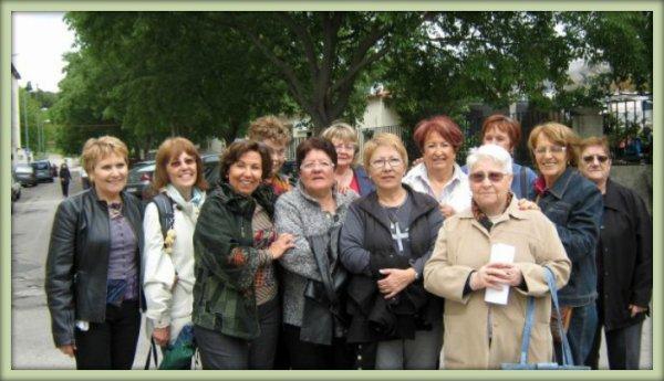 NÎMES 2010 : Photos d'Odile MOLINA