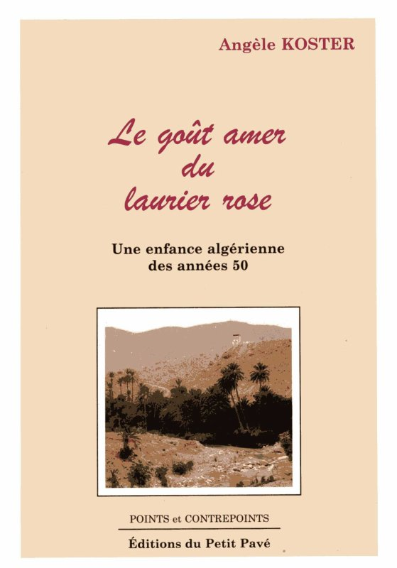 Bibliographie : Un livre d'Angèle KOSTER