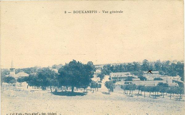 BOUKANEFIS : Création du village