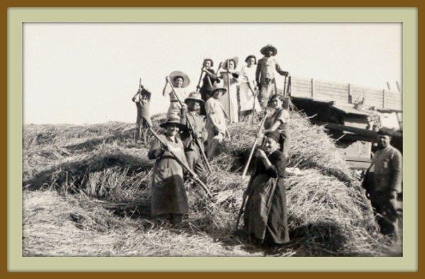 BOUKANEFIS : Photos de Lydia CHEILLAN