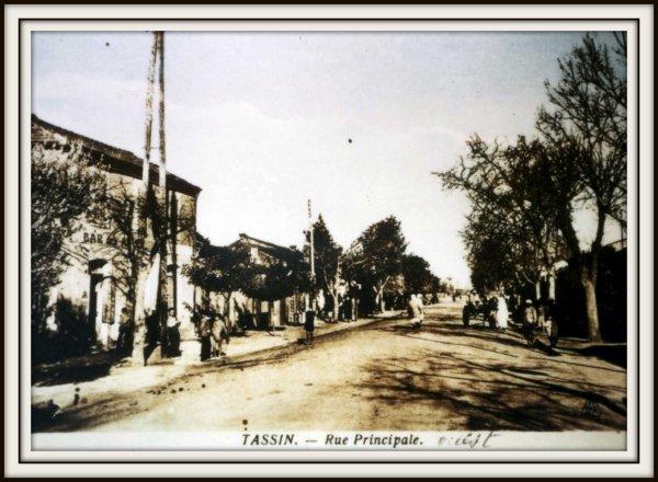 TASSIN : Photos  envoyées par Mauricette BOUCHET