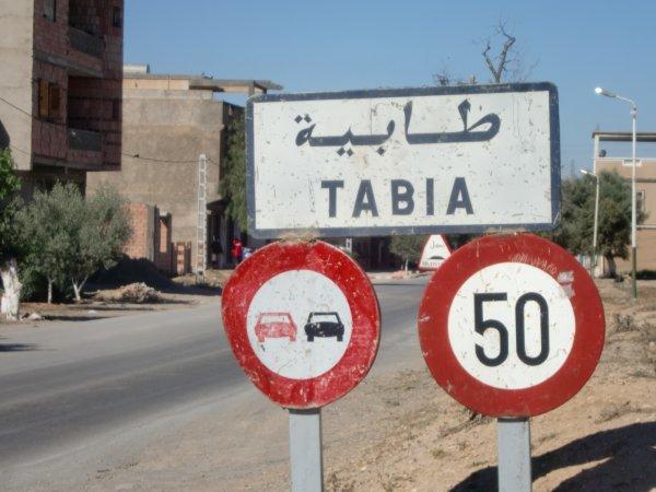 TABIA : Photos envoyées par Georges CAMBON