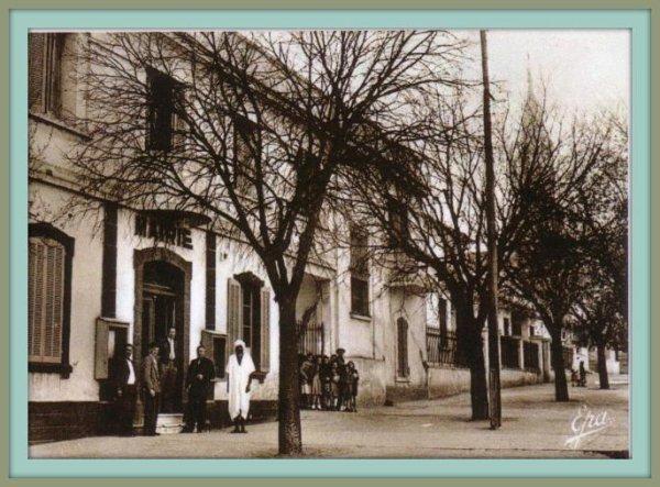 DESCARTES : Carte postale envoyée par Claude CORDIER