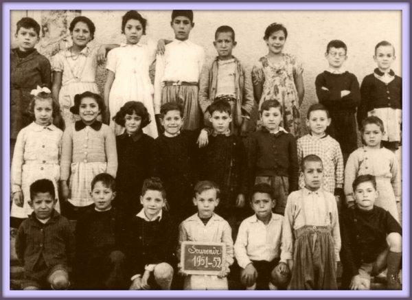 TABIA : Photo de classe envoyée par Aline GARCIA
