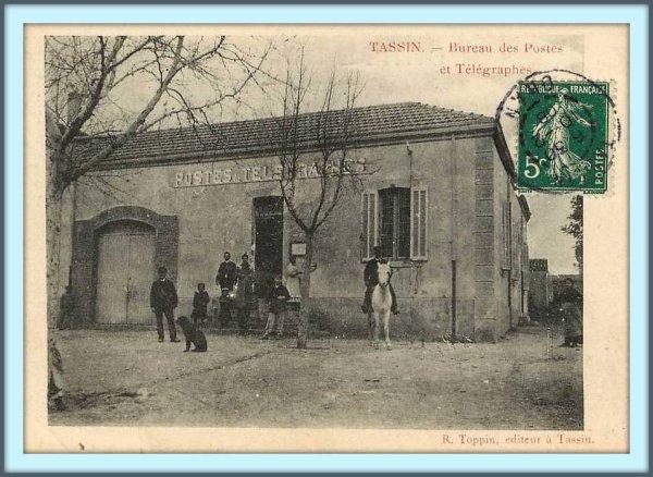 TASSIN : Cartes Postales dénichées sur Delcampe
