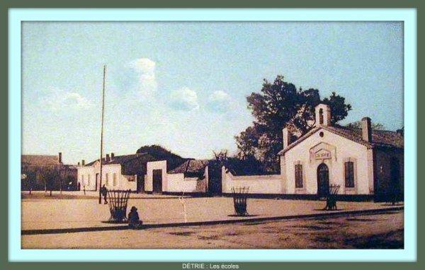 DÉTRIE : Cartes Postales dénichées sur Delcampe