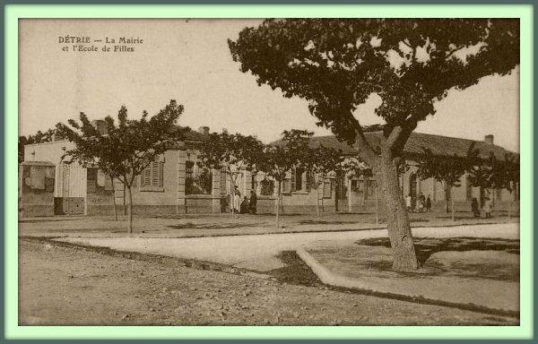 DÉTRIE : Dossiers , Documents et cartes postales dénichées sur Delcampe