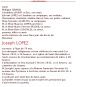 LAMTAR : Décès de Jojo LOPEZ