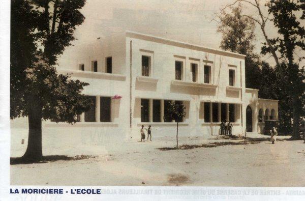 LAMORICIERE : Photos dénichées sur l'Écho de l'Oranie
