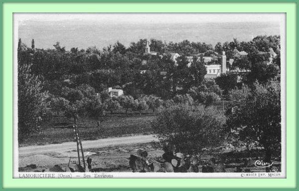LAMORICIERE : Cartes postales dénichées sur delcampe
